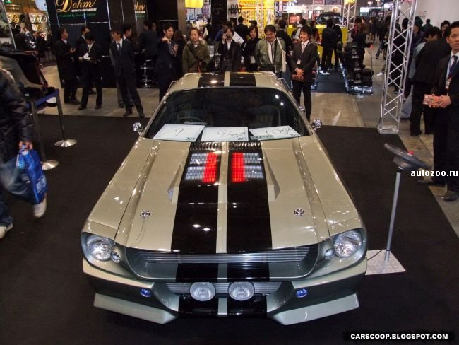 How much is a 1967 ford mustang shelby gt500 фото