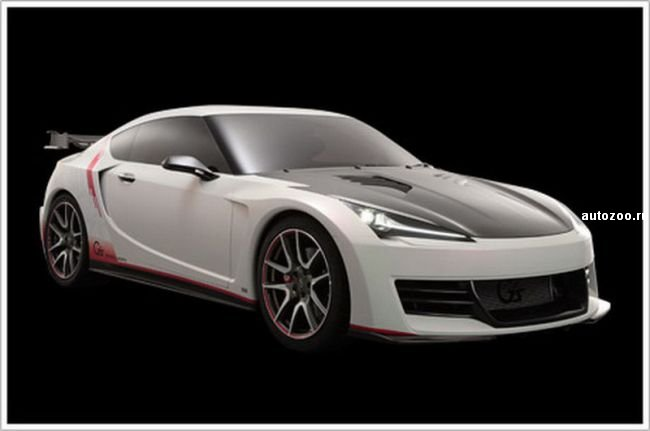 Toyota FT-86 G Sports
