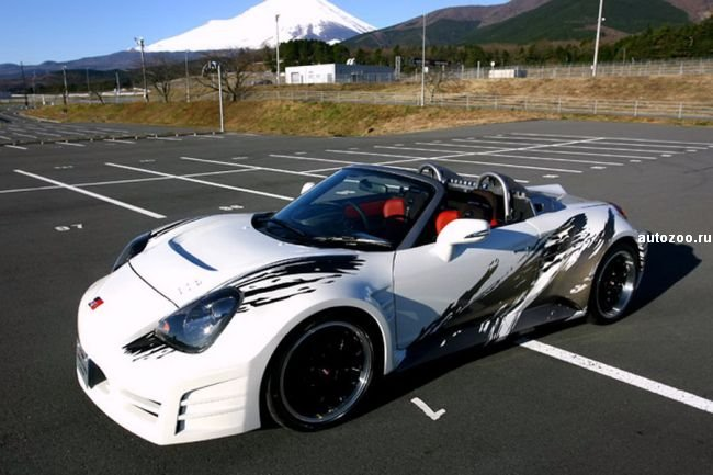 Toyota GRMN MR2 Sports Hybrid