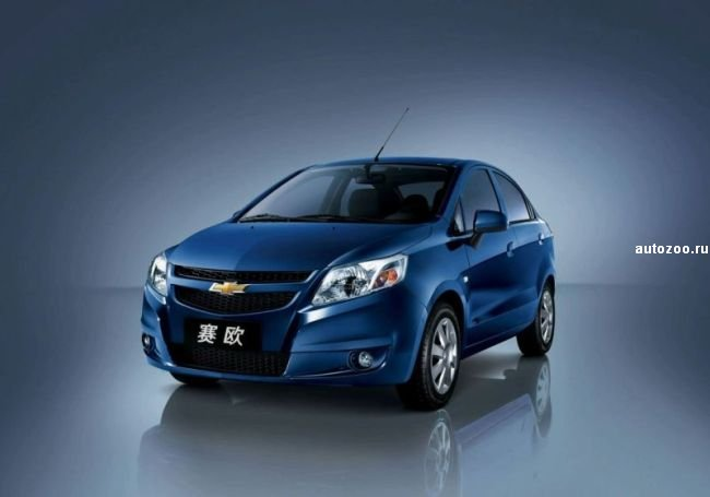 Chevrolet New Sail