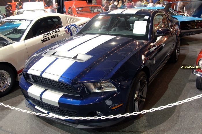 2010 shelby gt500 mustang