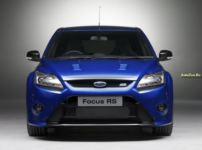 ford focus rs 300hp