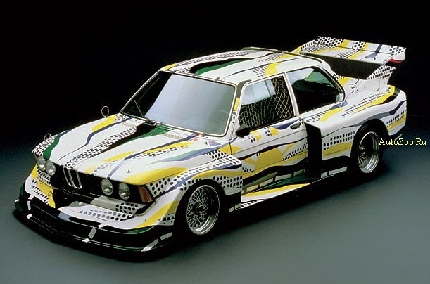 bmw art tuning