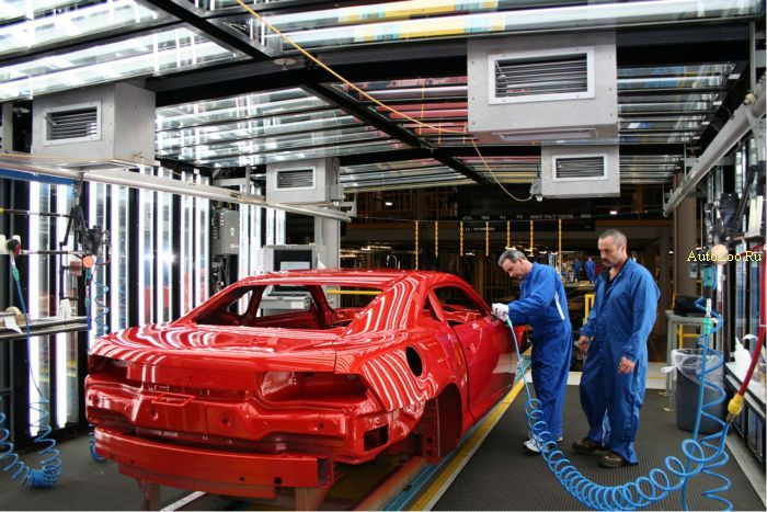 chevrolet camaro production