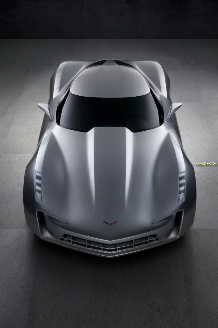 chevrolet corvette stingray concept transformers