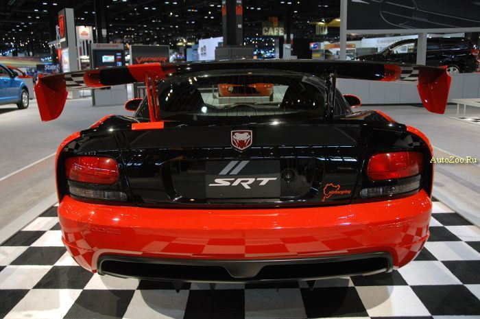 dodge viper acr srt