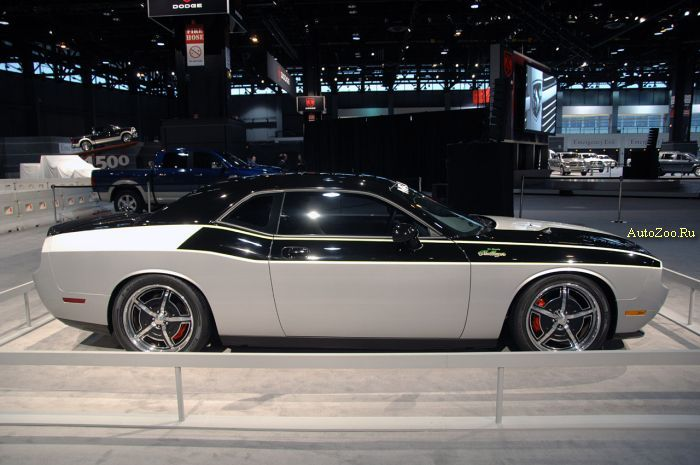 mr norm dodge challenger