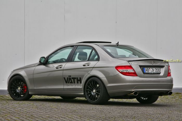 varth mercedes benz c200 tuning