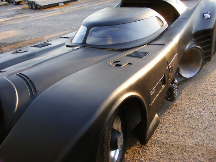 batmobile 1989 auction