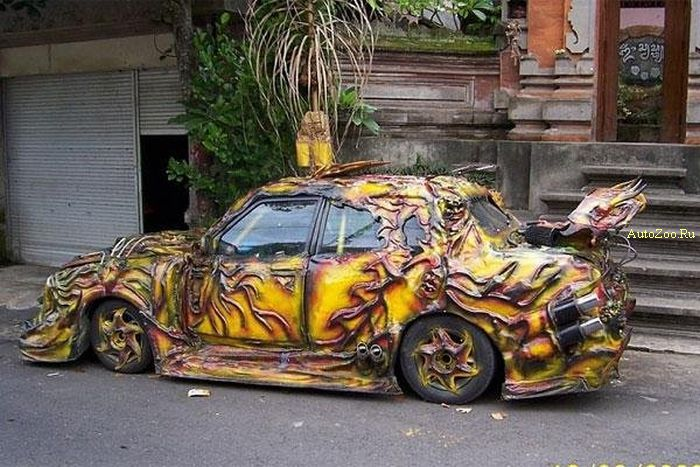 car monstr