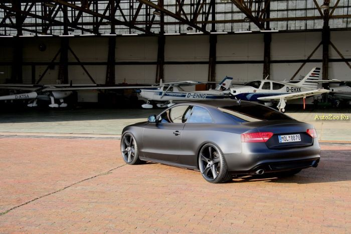 audi a5 coupe avus design