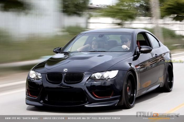 bmw mw design m3