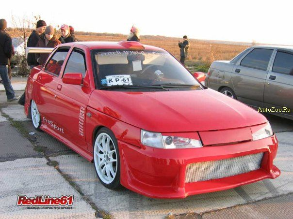russian tuning national cars