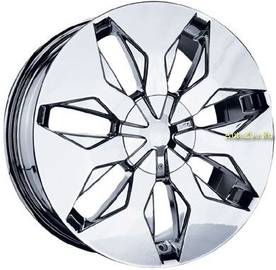 super chrome rims