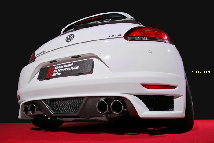 vw scirocco coupe app europe