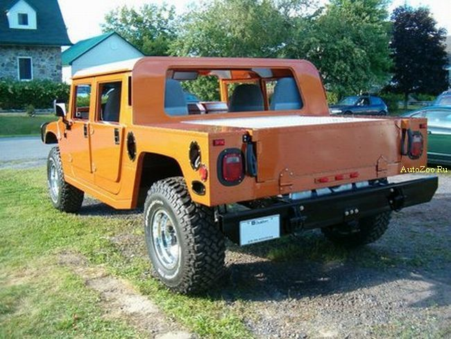 hummer made own