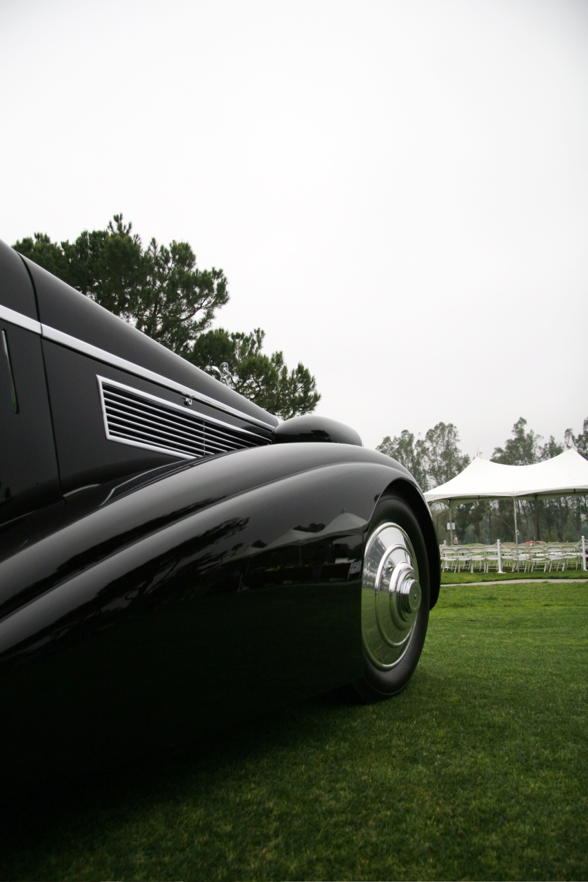 1925 Rolls-Royce Phantom - идеал автомобилестроения
