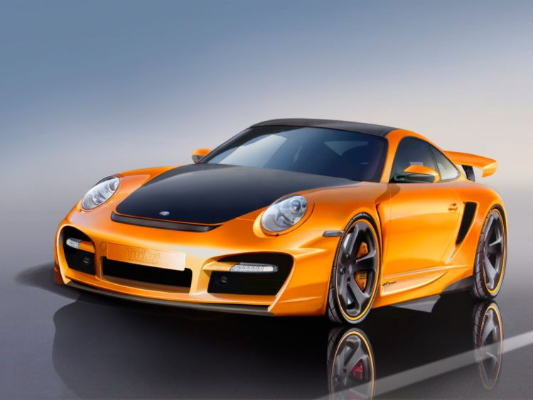 2007 TechArt GTStreet Porsche 911 997 Turbo