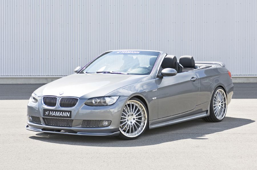 Hamann BMW 3-Series Convertible