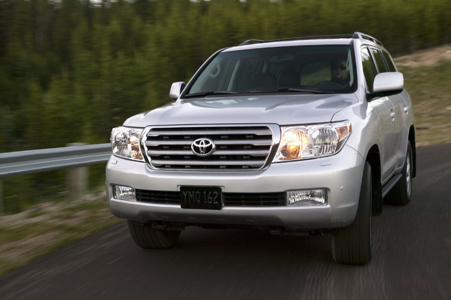 2008 Toyota Land Cruiser