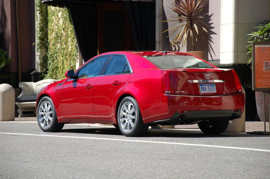 2008 Cadillac CTS Gallery