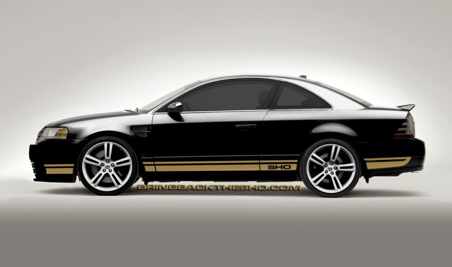 2009 Ford Taurus SHO Coupe