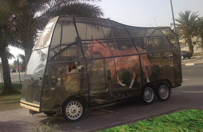 Horse-Mobile