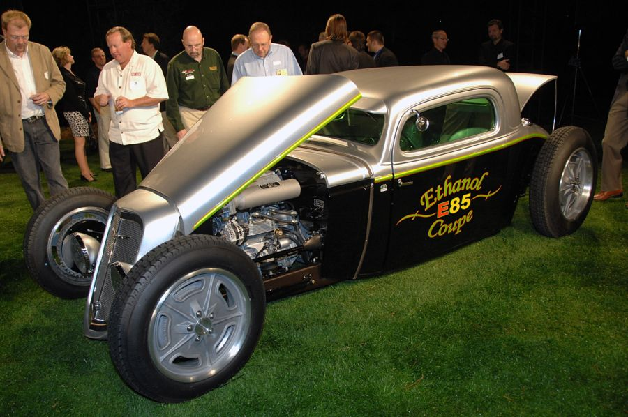 '34 Chevrolet Coupe E85