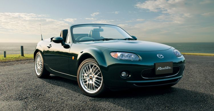 "MX-5 ""Prestige Edition"""