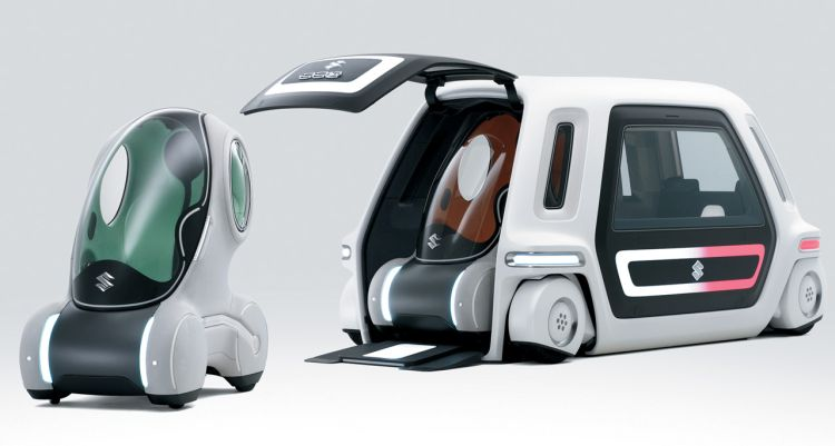 Suzuki Sustainable Mobility Concept
