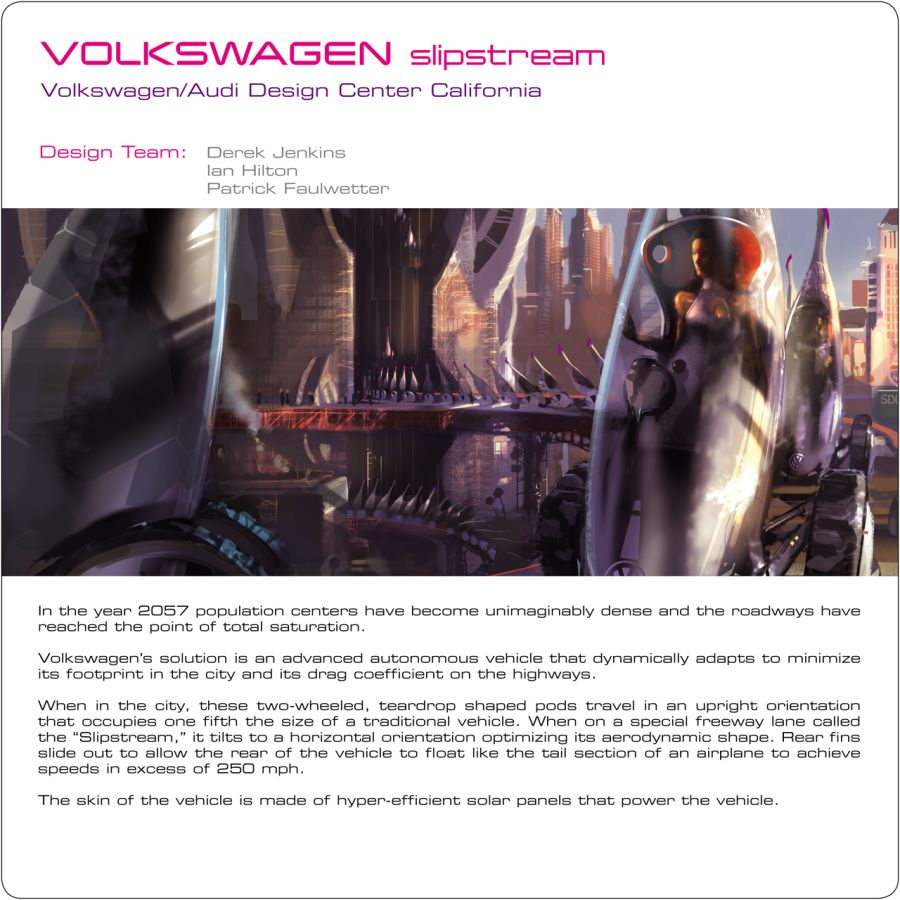 2057 Volkswagen Slipstream