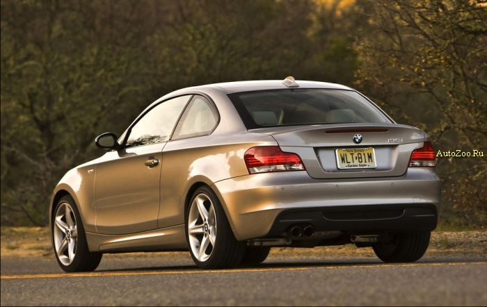 BMW 135 coupe