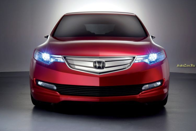 Honda Accord Euro New