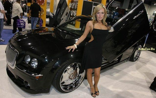 Nice cars and girls