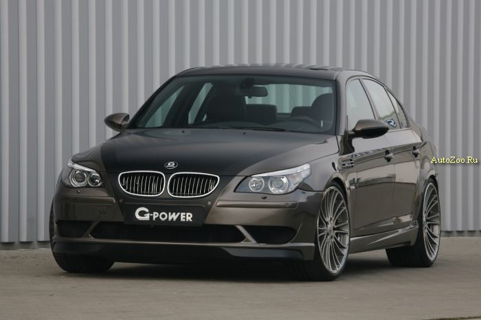 G-Power Hurricane BMW M5