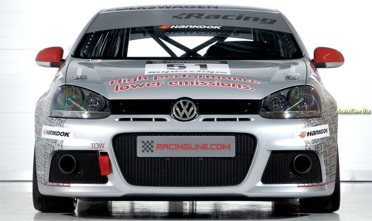 VW Jetta Racing