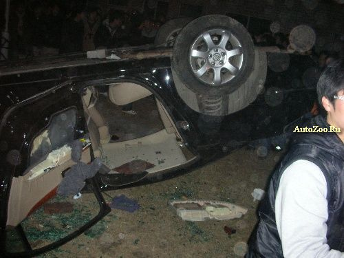Buick crash