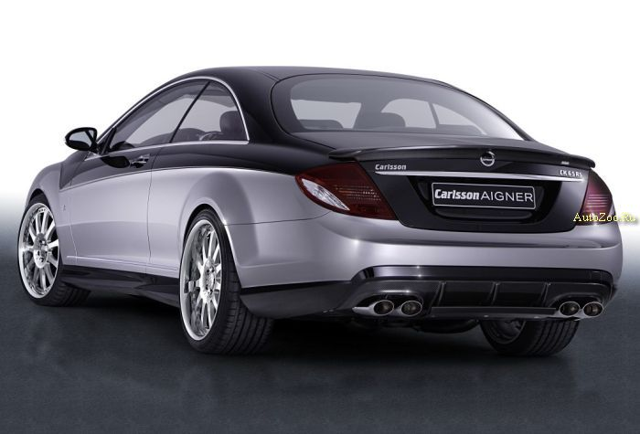 carlsson mercedes ck65 rs