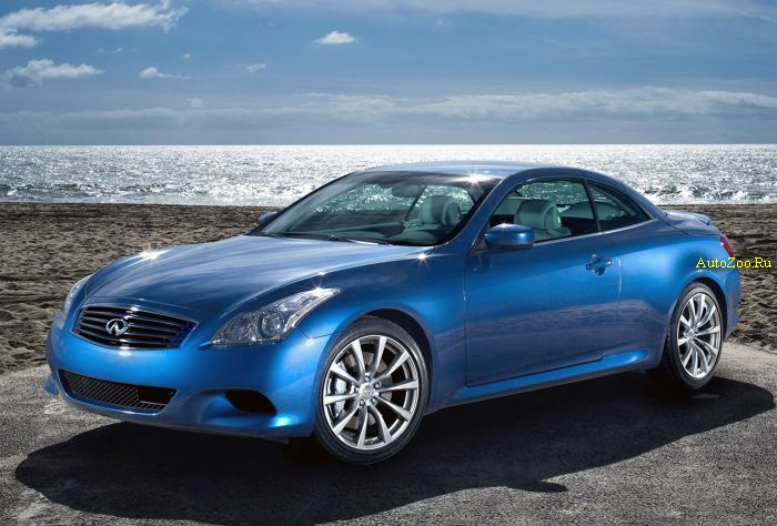 infinity g37 convertible