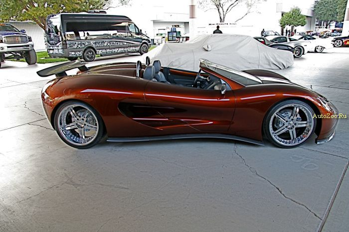 ronn motors scorpion