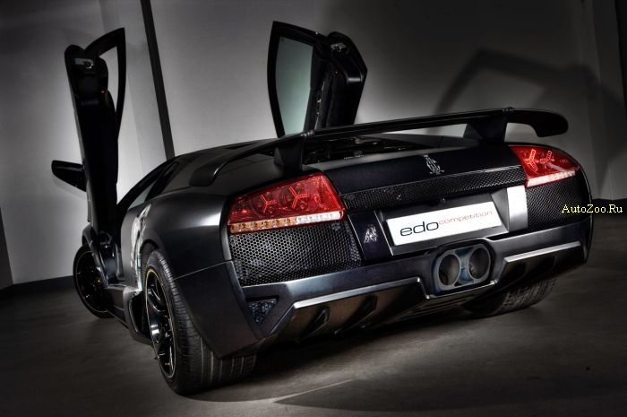 edo competition Murcielago lp710