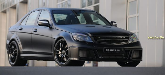 BRABUS Bullit Black Arrow