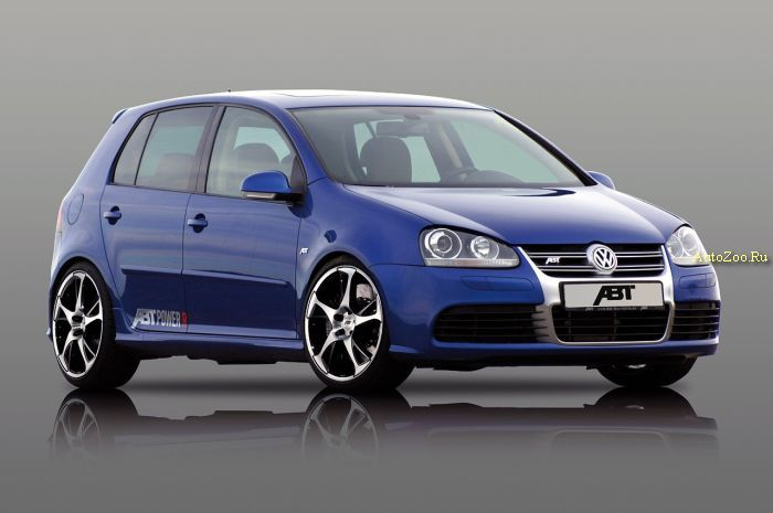 abt vw golf r32