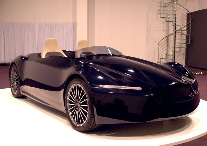 IDEA Era Barchetta Concept