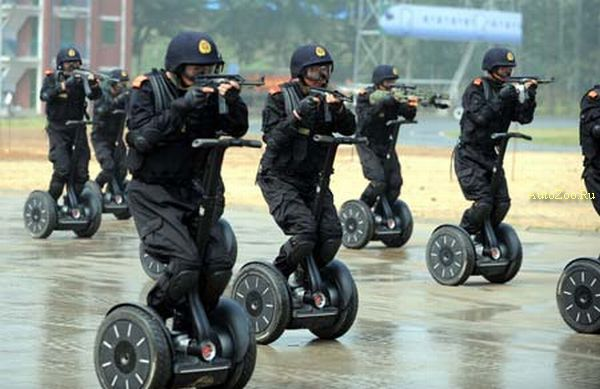 china segway