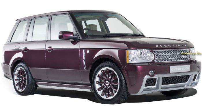 Overfinch Range Rover Country Pursuits