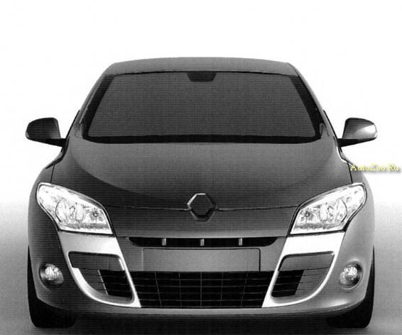 renault megane coupe 2009