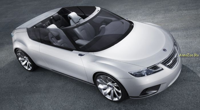 saab 9x air convertible