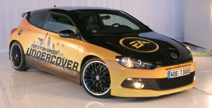 vw scirocco nfs