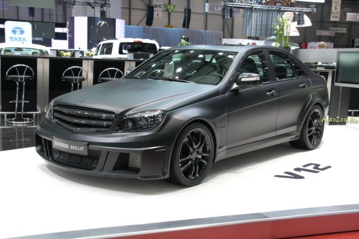 Brabus Tuning at Geneva